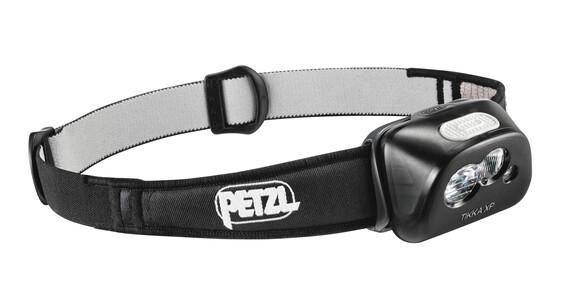 Petzl Tikka XP - Linterna frontal - negro
